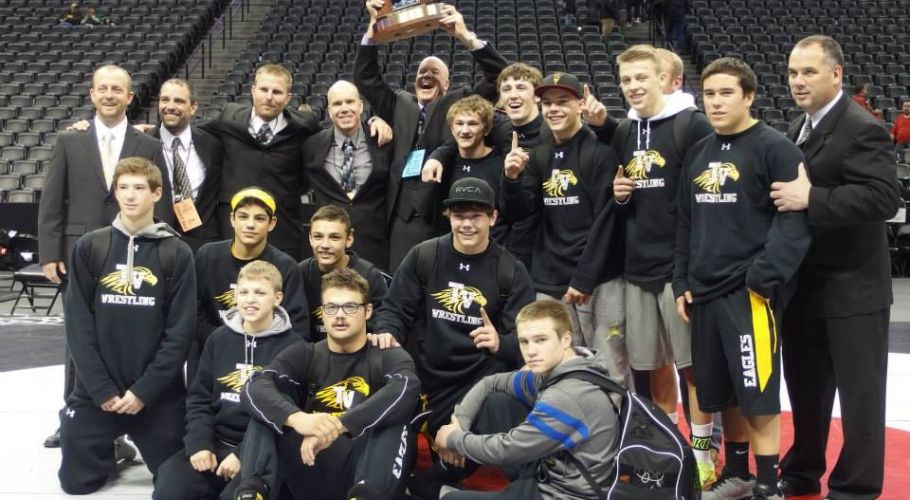 thompson valley 4A champs